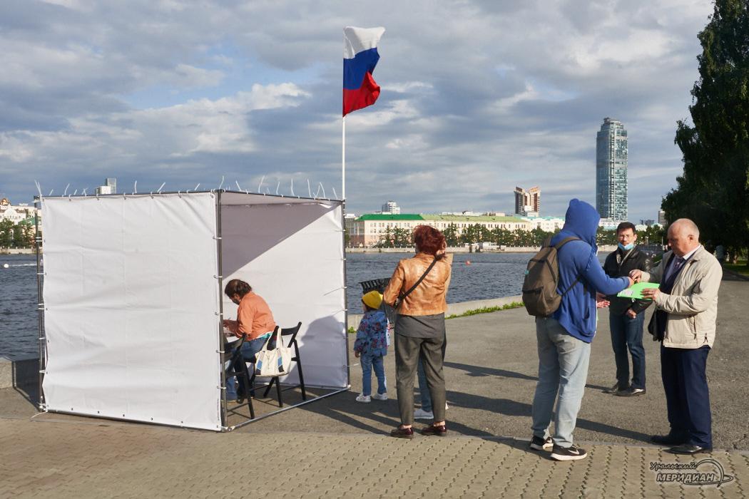 Прямые выборы мэра Екатеринбург сбор подписей