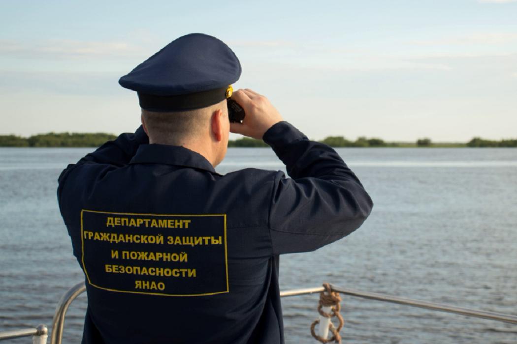 Спасатели отправились во второй совместный рейд по реке Обь