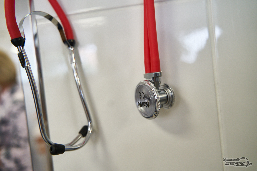 Стетоскоп медицина