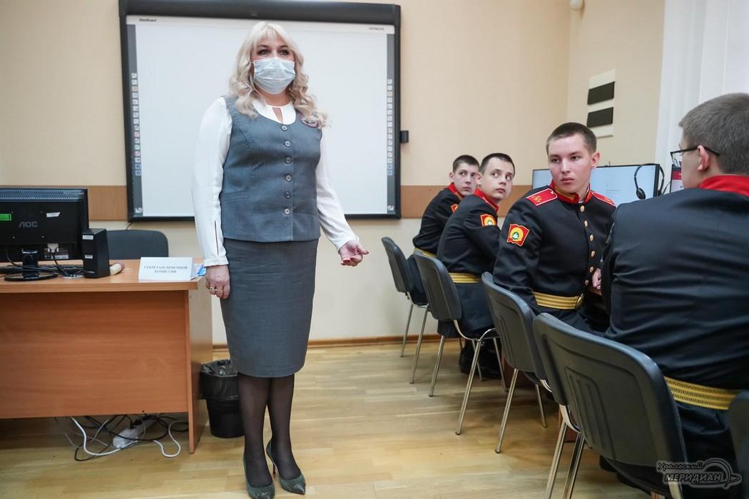 Суворовское училище диктант победа
