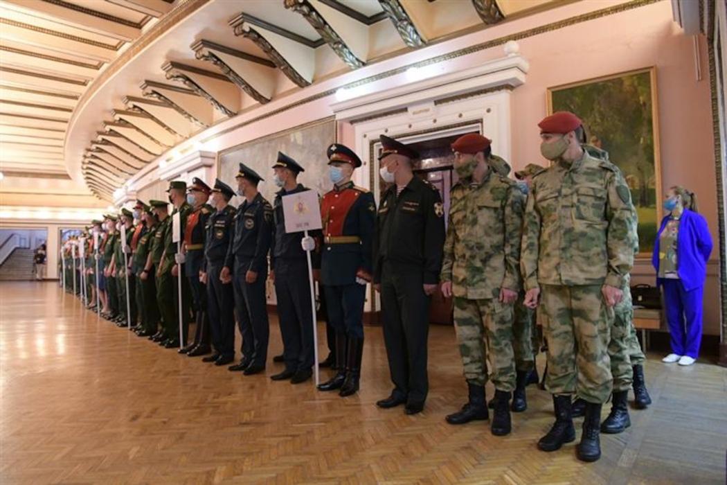 Уральские росгвардейцы примут участие в армейских международных играх