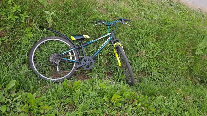 В Тюменском районе подросток на квадроцикле сбил 7-летнего велосипедиста