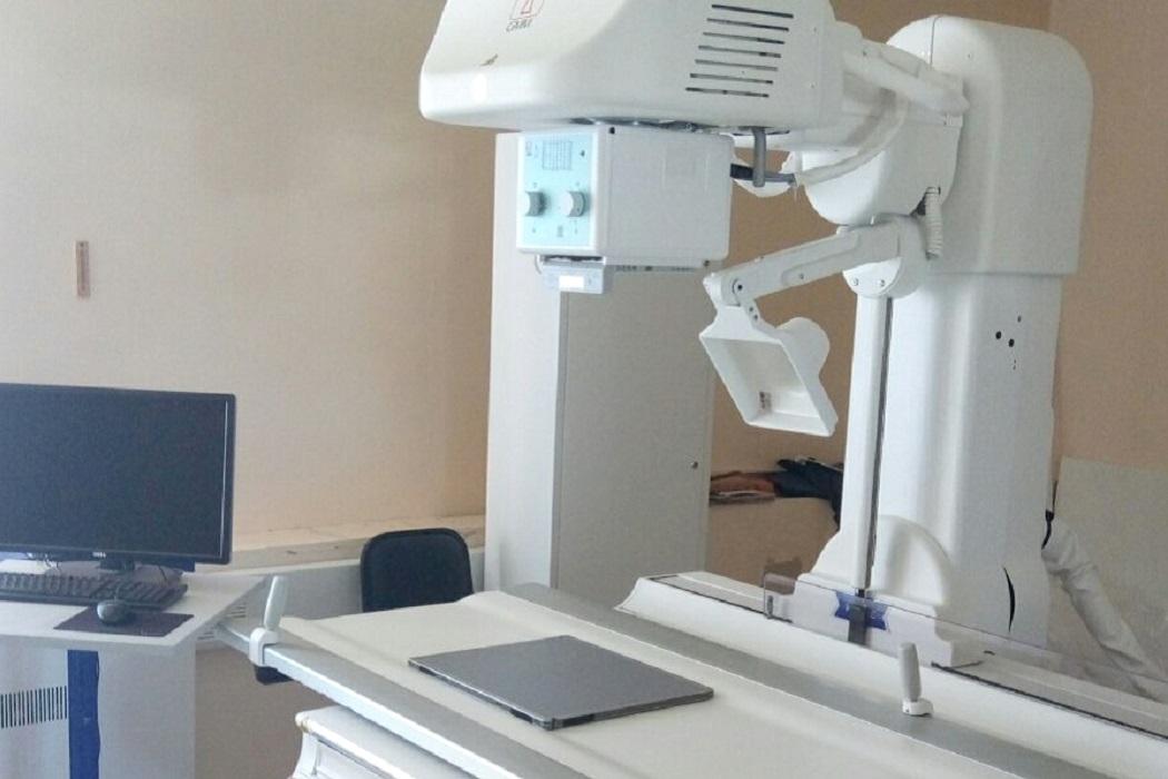 В больницах Ишимского района обновили рентгенологическое оборудование