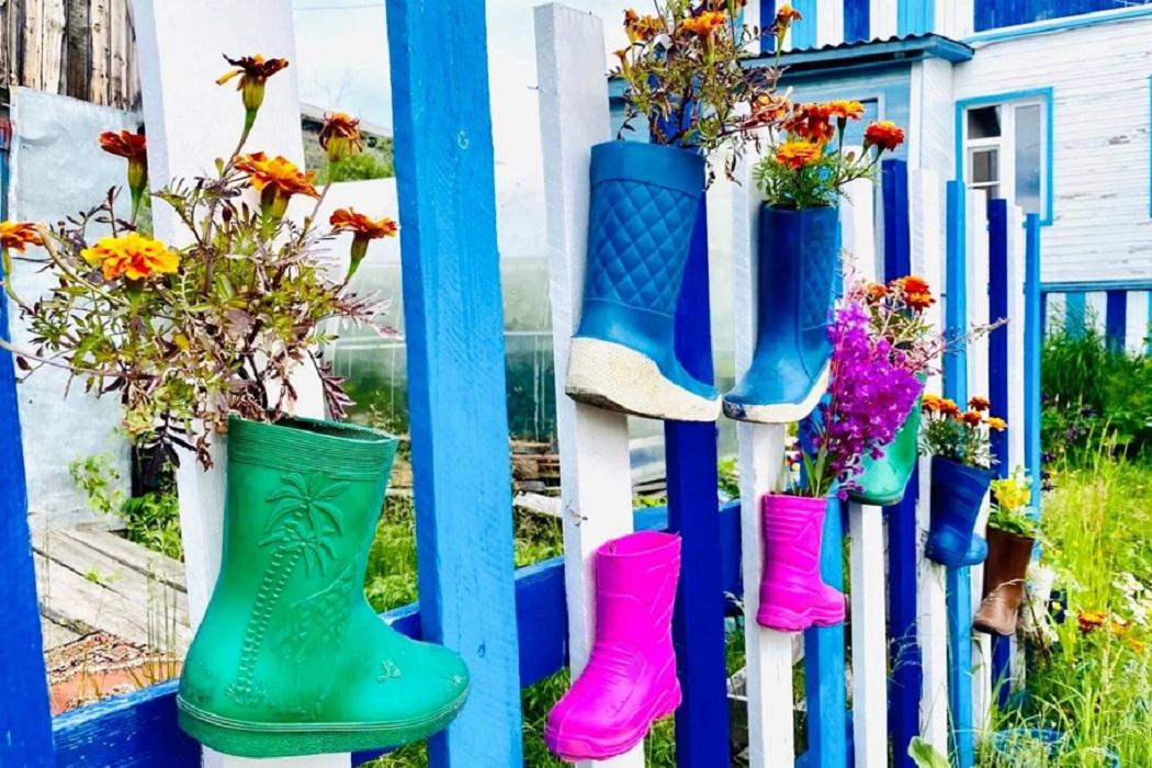 Ямальцев приглашают принять участие в конкурсах по озеленению дворов