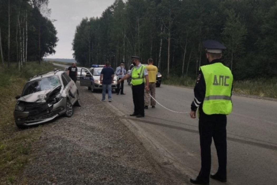 В Невьянске Lada насмерть сбила 17-летнего подростка