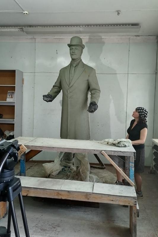 В Кургане установят памятник промышленнику Сергею Балакшину