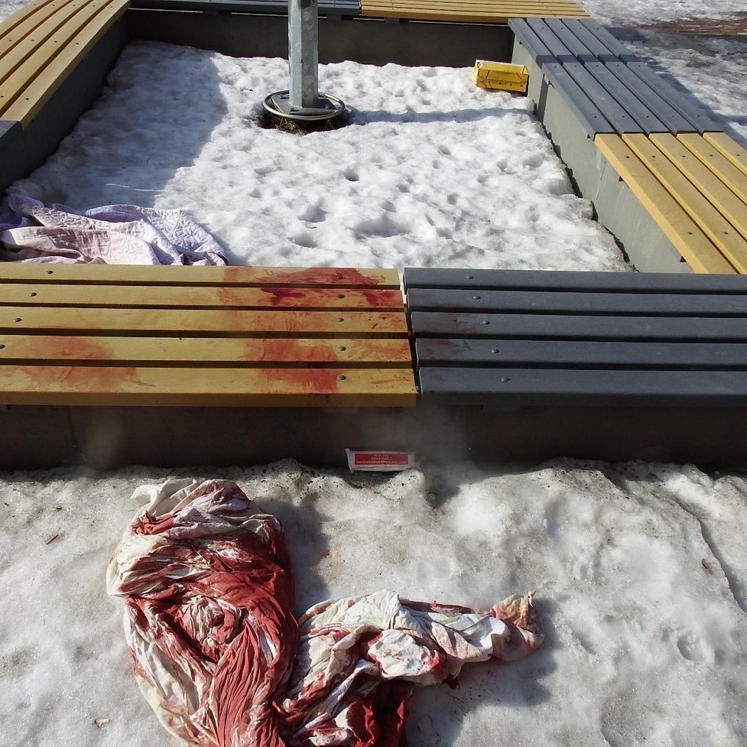 В Екатеринбурге убийцу девушки на площадке заставят лечиться
