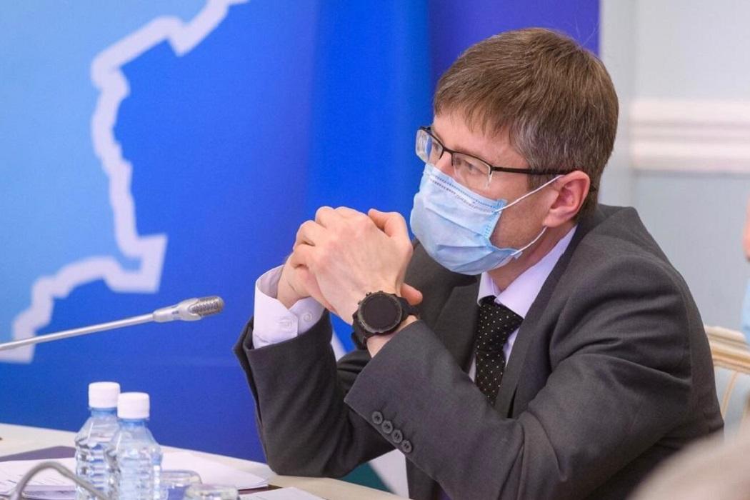 главный санврач Свердловской области Козловских