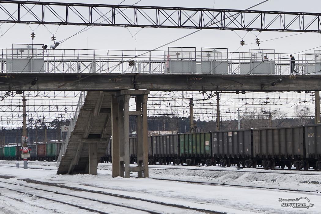 ржд рельсы товарняк товарный поезд