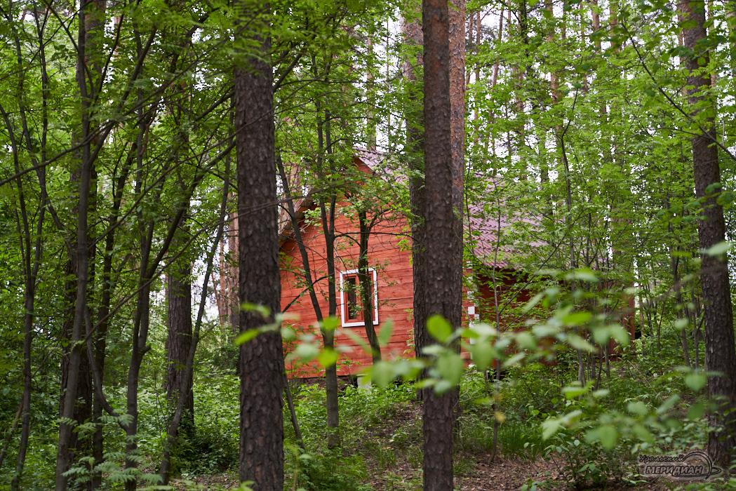 шарташский парк Екатеринбург дом