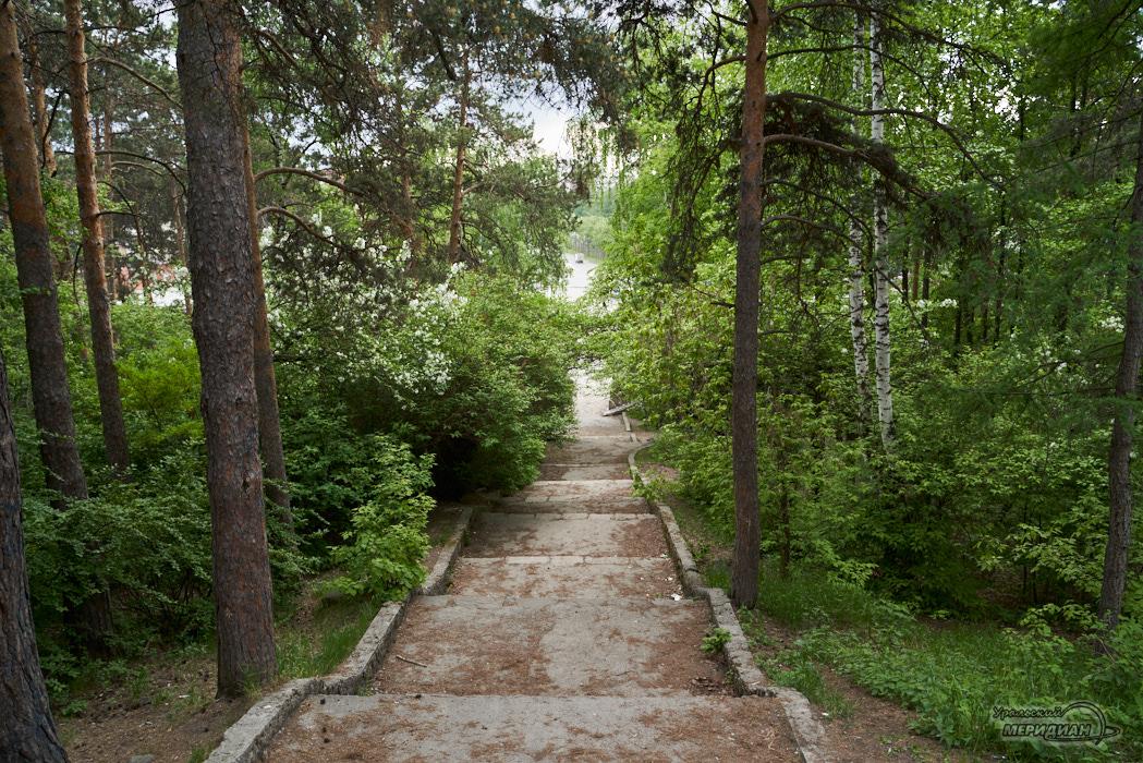шарташский парк Екатеринбург каменные палатки
