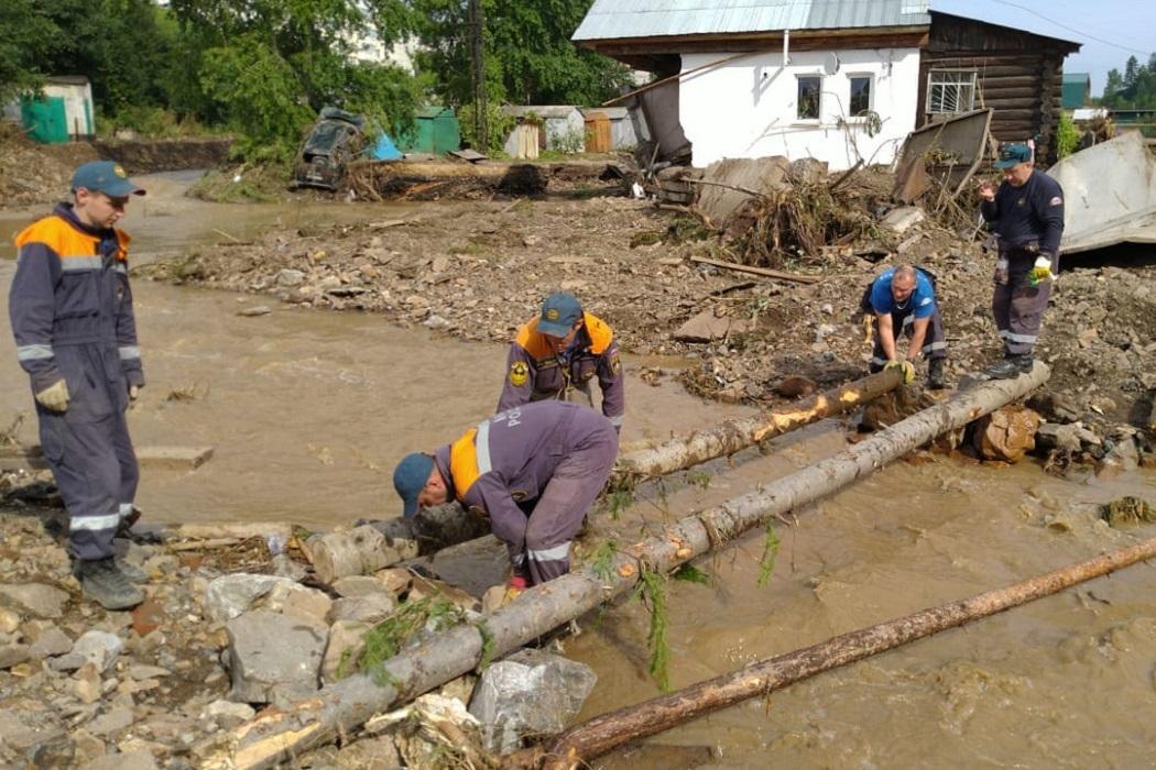 В Нижних Сергах восстановлено холодное водоснабжение