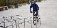 велосипедист карантин